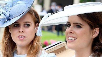 La Princesa Beatriz y la Princesa Eugenia de York: la cara y la cruz en el amor