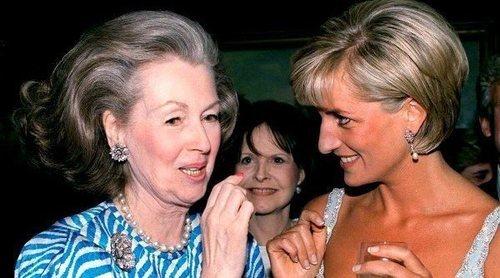 Raine Spencer, la madrastra ¿malvada? de la Princesa Diana de Gales: así fue su tumultuosa relación