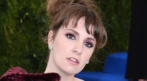 Lena Dunham pasa otra vez por el quirófano para extirparle el ovario izquierdo