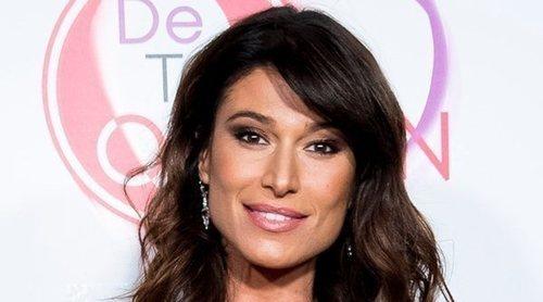 Sonia Ferrer, la perfecta anfitriona en la fiesta de su programa 'De todo corazón'