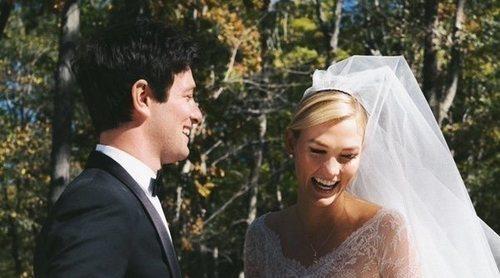 Karlie Kloss y Joshua Kushner se casan en una boda íntima en Nueva York