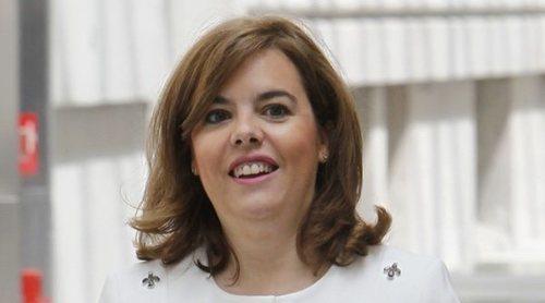 Soraya Sáenz de Santamaría, nombrada consejera de Estado por el Gobierno de Pedro Sánchez