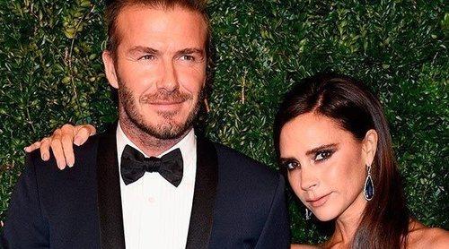 David Beckham confiesa que estar casado con Victoria Beckham 'siempre es un trabajo duro'