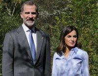 El Rey Felipe VI y la Reina Letizia visitan el Moal para hacer entrega del premio al Pueblo Ejemplar 2018