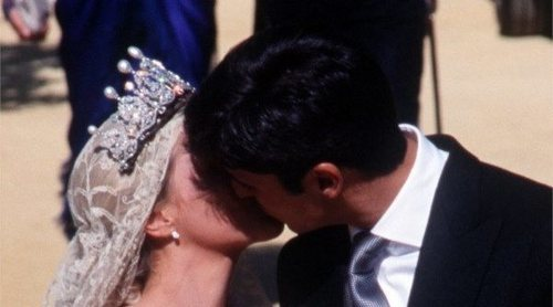 Así fue la boda de Eugenia Martínez de Irujo y Fran Rivera: un enlace casi de la realeza