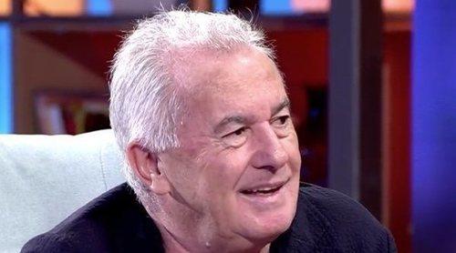 Víctor Manuel detalla su romántica historia de amor con Ana Belén tras cuarenta años juntos