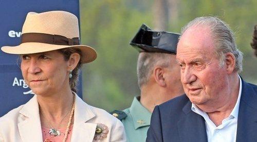 El motivo por el que el Rey Juan Carlos y la Infanta Elena no acudieron a los Princesa de Asturias 2018
