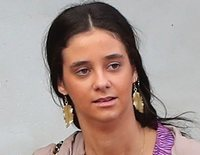 Victoria Federica de Marichalar, a las carreras de caballos tras apoyar a Gonzalo Caballero en los toros
