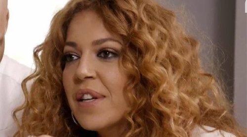 Sofía Cristo estalla contra Raquel Revuelta por sus quejas al plato de Rafi Camino en 'Ven a cenar conmigo'