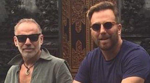 Raúl Prieto y Joaquin Torres muestran su amor en París