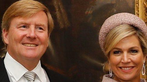 Guillermo Alejandro y Máxima de Holanda replican la Visita de Estado a Reino Unido de los Reyes Felipe y Letizia