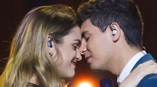Alfred García y Amaia Romero podrían haber roto su relación