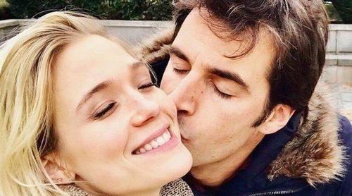 Patricia Montero y Álex Adrover desvelan el sexo de su segundo hijo