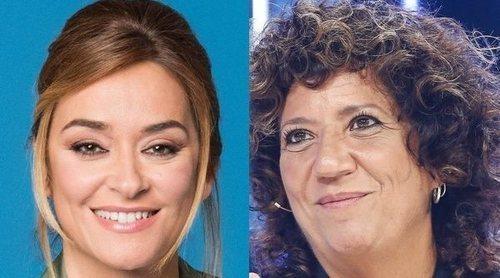 Toñi Moreno prepara un programa musical con la ayuda de Rosana tras su salida de 'Viva la vida'