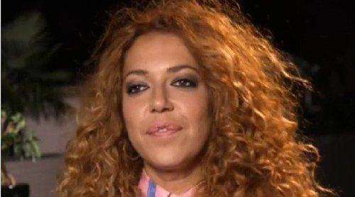 Sofía Cristo responde sorprendida a las preguntas de Olvido Hormigos sobre la relación entre su madre y el Rey Juan Carlos