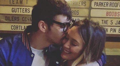 Hilary Duff y Matthew Koma se convierten en padres de una niña llamada Banks Violet Bair