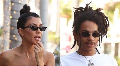 Kourtney Kardashian y Luka Sabbat han roto su fugaz romance