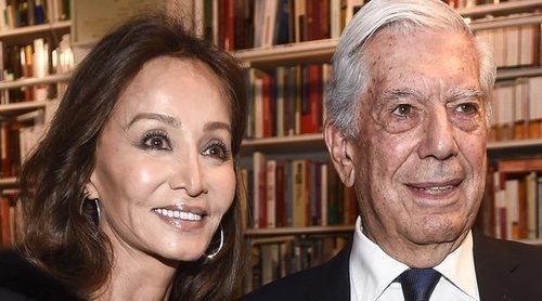 Isabel Preysler y Mario Vargas Llosa ya son libres para casarse