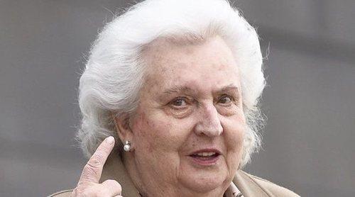 La Infanta Pilar, sincera como siempre: no ve a Leonor y Sofía y llama portera al Rey Juan Carlos