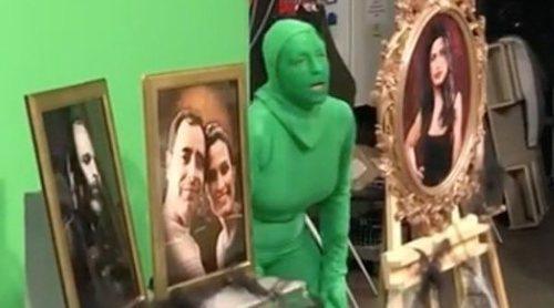 El original disfraz de Halloween de Lydia Lozano en 'Sálvame'