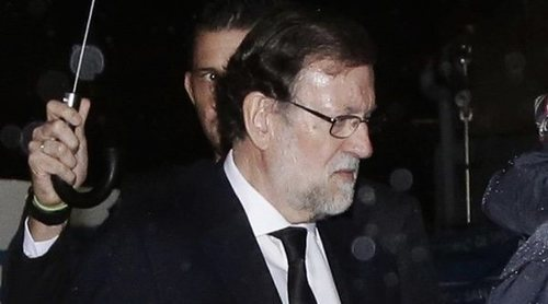 La emotiva despedida de Mariano Rajoy a su padre tras morir a los 97 años