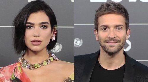 Dua Lipa y Pablo Alborán se proclaman como los grandes vencedores de Los 40 Music Awards 2018