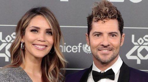 Rosanna Zanetti y Barei presumen de embarazo en la alfombra de Los 40 Music Awards 2018