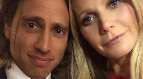 Gwyneth Paltrow hace públicas las fotos de su boda con Brad Falchuk