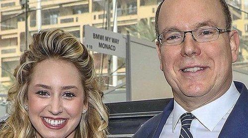 Jazmin Grace, hija extramatrimonial de Alberto de Mónaco: 'Mi padre es una persona increíble'