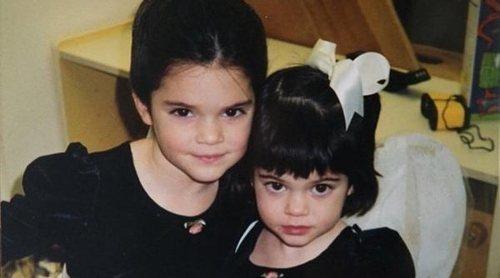 Las emotivas imágenes con las que la familia Kardashian-Jenner le ha felicitado el cumpleaños a Kendall