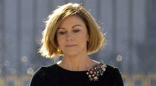 María Dolores de Cospedal renuncia a su puesto en la ejecutiva del PP por el escándalo de los audios de Villarejo