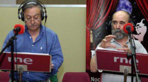 Luis Varela y Álex Angulo se suben a una nave espacial en la nueva ficción sonora de Radio Nacional