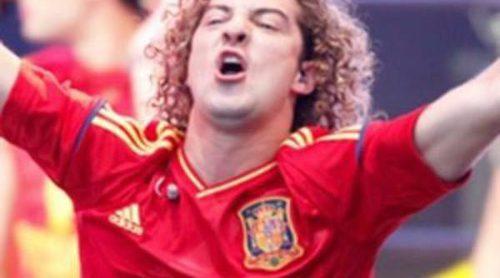 David Bisbal, Chenoa y Estopa animaron el concierto celebrado en Cibeles por el triunfo de España