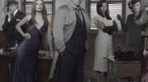 Este jueves llega a Cuatro la cuarta temporada de 'Castle'