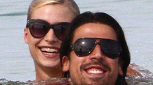 Sami Khedira y Lena Gercke disfrutan de unas apasionadas vacaciones en Miami