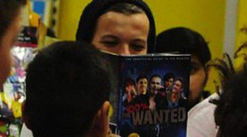Louis Tomlinson de One Direction 'se burla' de la banda rival The Wanted