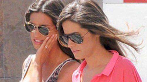 Sara Carbonero e Isabel Jiménez, tarde de chicas mientras Iker Casillas continúa en Los Ángeles con el Real Madrid