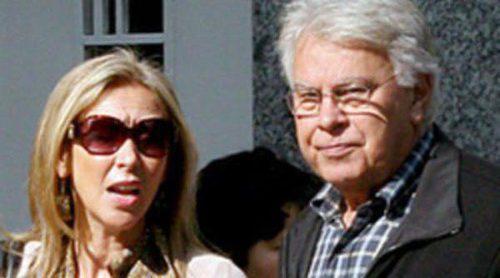 Felipe González se ha casado con Mar García Vaquero en una ceremonia íntima y familiar