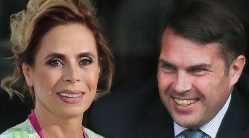 Ágatha Ruiz de la Prada de fiesta junto a Carlos Felipe de Orleans hasta altas horas de la madrugada