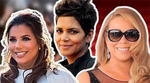 Mariah Carey, Halle Berry, Eva Longoria y otras celebrities que han sido madres tras cumplir los 40 años