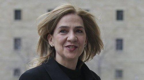 La Infanta Cristina piensa volver a España cuando Iñaki Urdangarin obtenga el tercer grado penitenciario