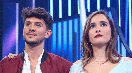 Carlos Right y Marilia Monzón se convierten en los nominados de la gala 7 de 'Operación Triunfo 2018'