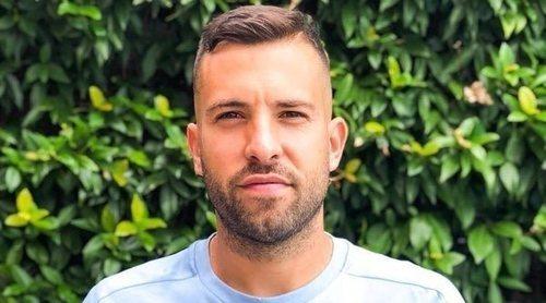 Jordi Alba sufre un robo en su casa con su mujer, Romarey ventura, y su hijo dentro