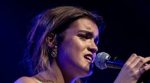 Amaia Romero graba su primer disco en Nueva York de la mano del productor de Rosalía