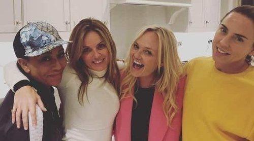 Las Spice Girls lloran de alegría al conocer que han agotado las entradas para su gira de 2019