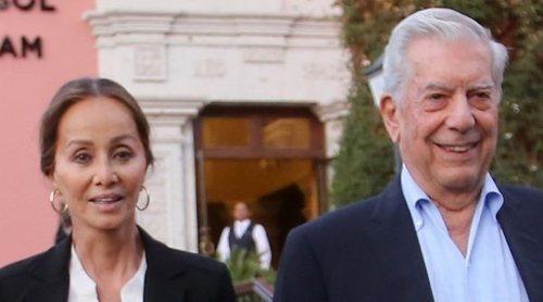 Mario Vargas Llosa e Isabel Preysler derrochan amor en su visita a Perú