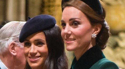De la complicidad de los Cambridge y los Sussex a la coincidencia de la Reina Isabel y Camilla Parker en el Día del Recuerdo