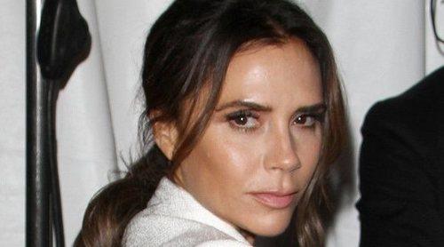 El guiño de Victoria Beckham a las Spice Girls al recibir el Fashion Icon de los People's Choice Awards 2018