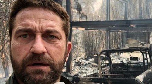 Miley Cyrus, Gerard Butler y Robin Thicke han perdido sus casas en el incendio de California