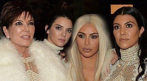 Las Kardashian dedican su People's Choice Award 2018 a los bomberos que apagaron el incendio de Los Angeles